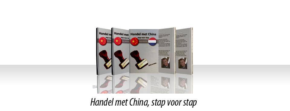 Handel met China, stap voor stap